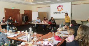 Vereinsgründung von Kofferpacken e.V. in Unna